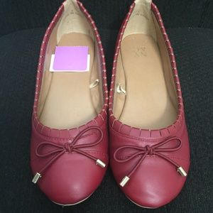 New York & Company Red Shoe Size 7